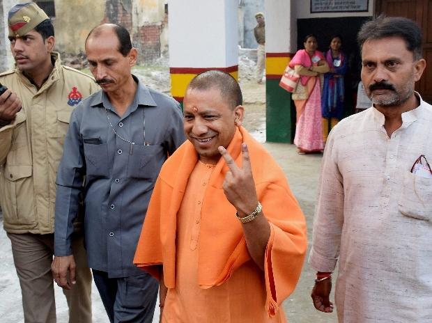 Yogi Adityanath, UP, UP civic polls