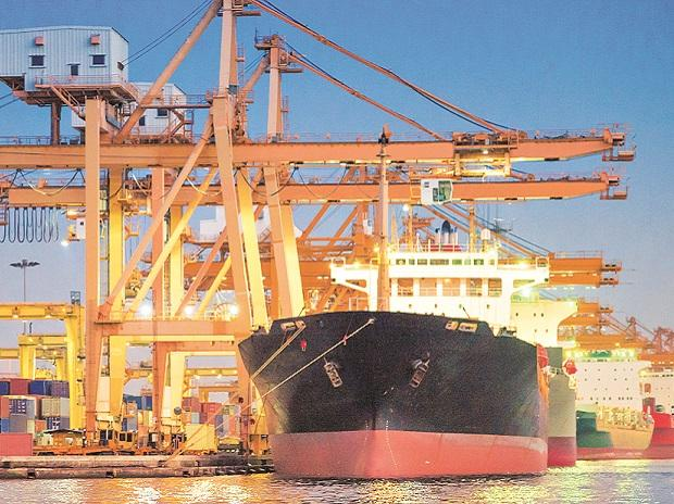 ship, trade, tanker