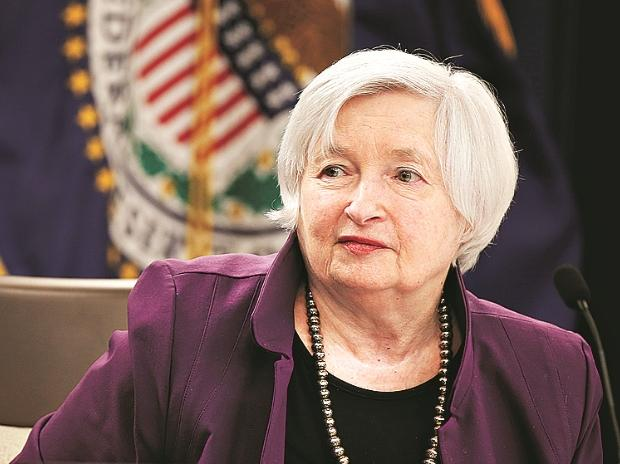 Janet Yellen, US Federal Reserve