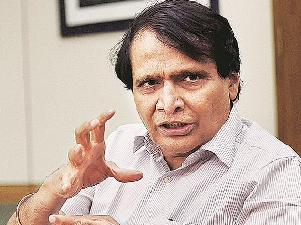 Commerce and Industry Minister Suresh Prabhu