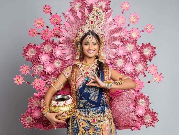 Shraddha Shashidhar. Photo: Twitter