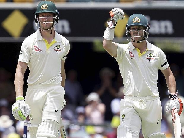 Gabba Test, Australia, England, David Warner, Cameron Bancroft