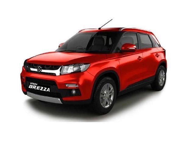 Maruti Suzuki, car, automobile, Brezza