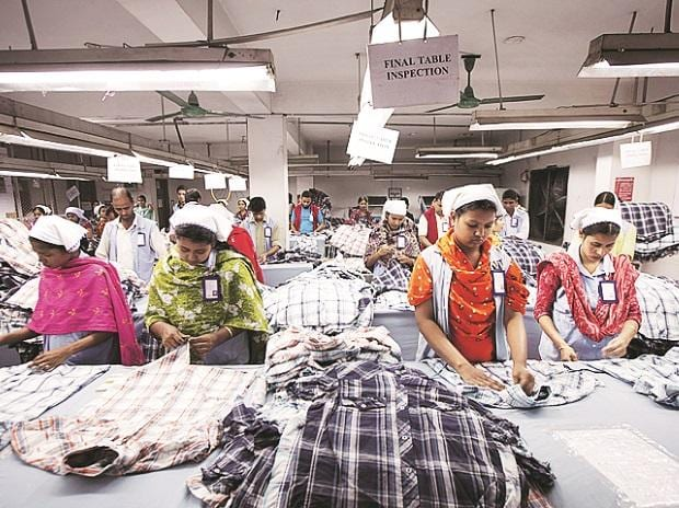 India's apparel exports fall by 17% in Q1 FY19 due to slowdown in Global demand
