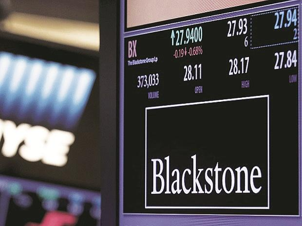 Blackstone, investment, real estate