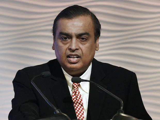 Mukesh Ambani, Reliance