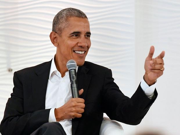 Barrack Obama. Photo: PTI