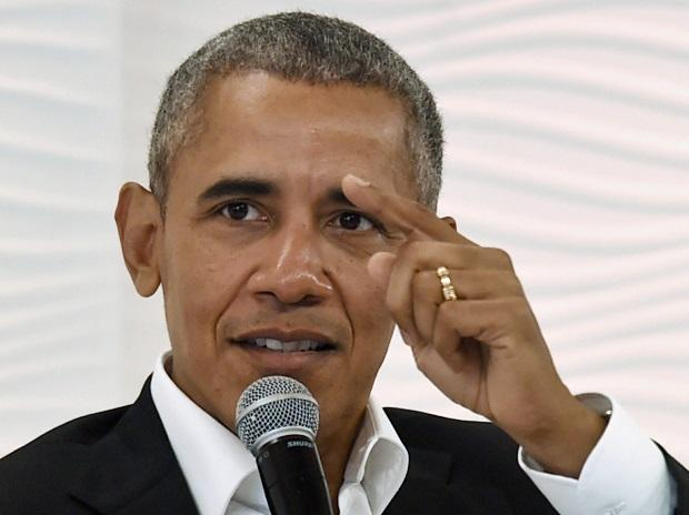Barack Obama in Delhi, Barack Obama, Obama