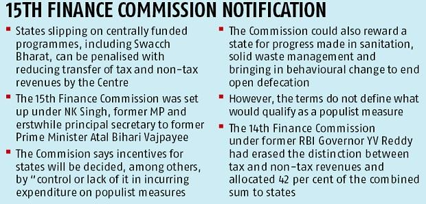 States might be penalised for slipping on fiscal front