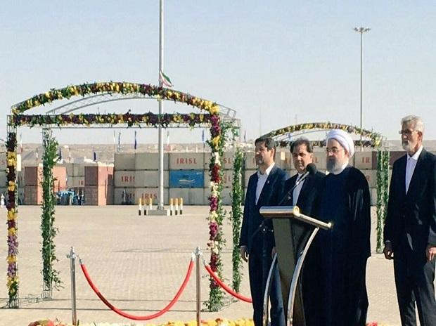 India built Chabahar Port opened as Iran's Arabian Sea outlet