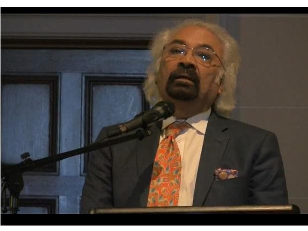 Sam Pitroda (Photo: @sampitroda Twitter)