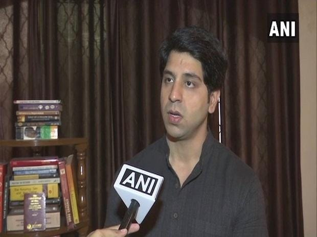 Shehzad Poonawalla. (Photo: ANI)
