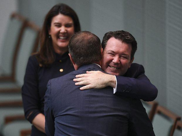 gay marriage, smae sex marriage, Australia, Tom Wilson, Australian Parliament