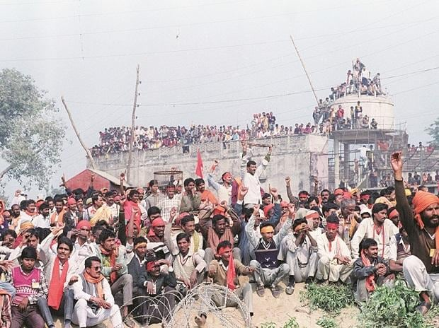 Babri mazjid demolition day: Centre asks states to ensure peace