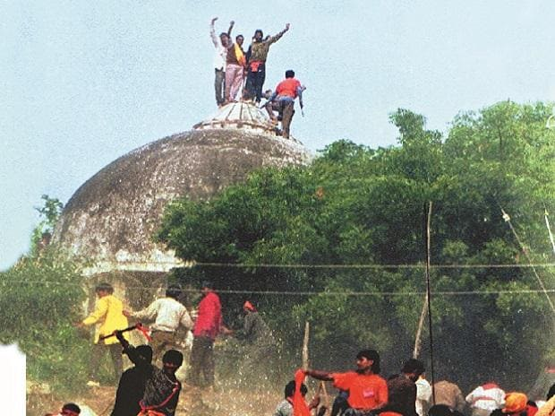 Demolition of Babri Masjid