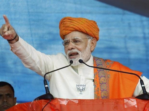 Narendra Modi, Modi, Gujarat elections