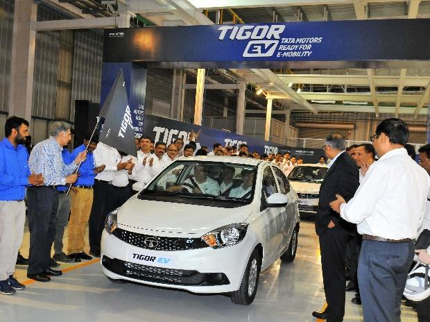 Tata motors, tigor, car
