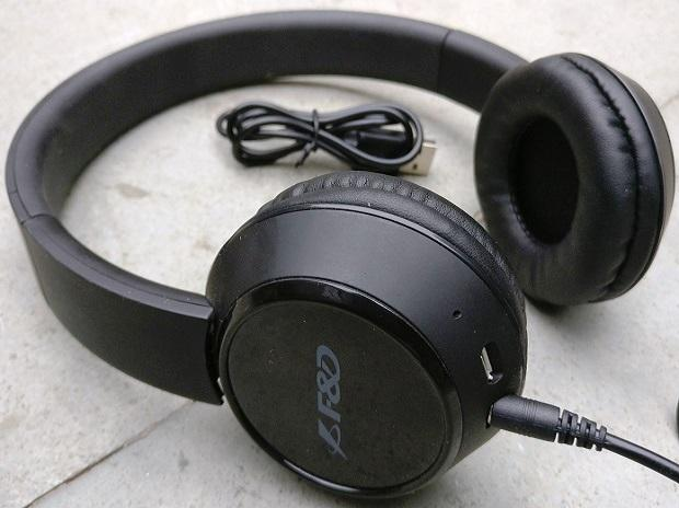 F&D HW110 Bluetooth headphones