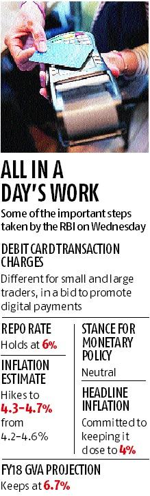 RBI MPC keeps repo rate unchanged at 6%, tells banks to shape up