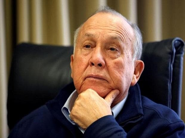 South African magnate Christo Wiese, whose companies include Steinhoff and investment heavyweight Brait