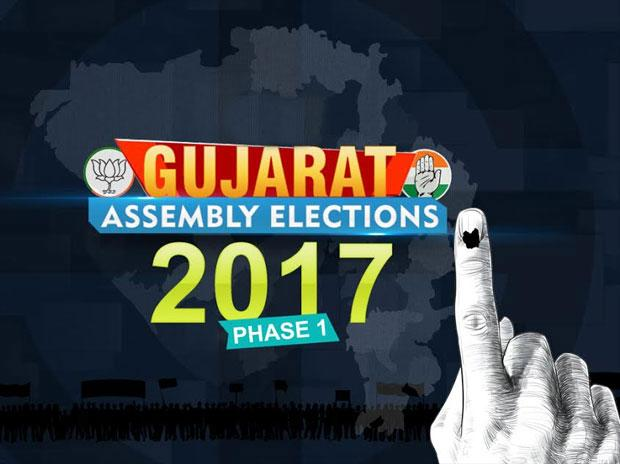 Gujarat election LIVE: 21.09% voter turnout till noon in first phase