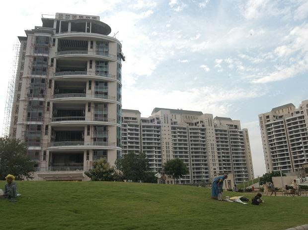 Realty firms struggle with record Rs 99,000-cr ...