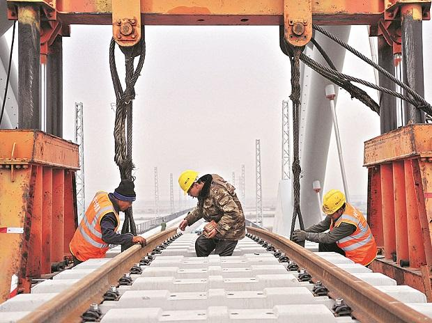 GAINS AT HAND  India has a huge need for investment in infrastructure facilities such as railway modernisation, port development, energy projects etc., all areas where China has both strength and experience. 	Photo: Reuters