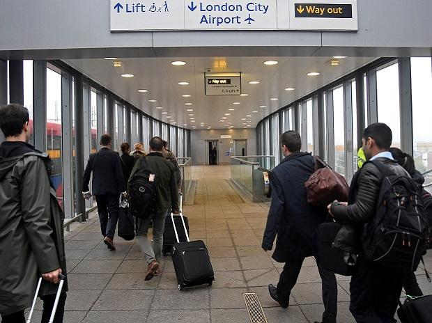 East Midlands Airport closed as thick snow grinds United Kingdom to a halt