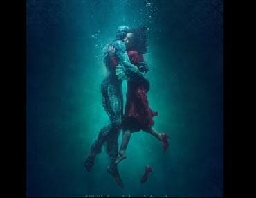 The Shape of Water post