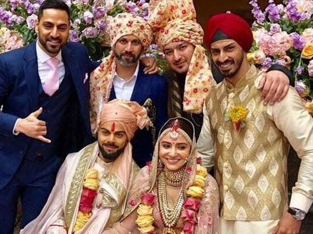 Virat Kohli-Anushka's wedding: How Sabyasachi, social media made it special