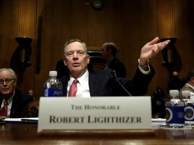 Lighthizer: WTO becoming too focused on litigation, must concentrate more on negotiations