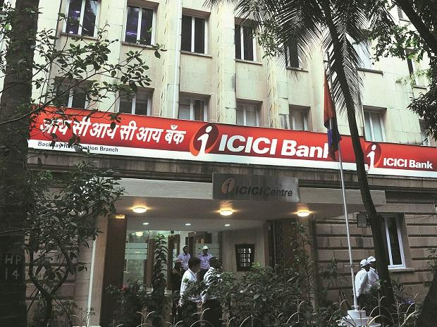Intraday reports for ICICI Bank Ltd.(ICICIBANK, 532174) Stock & Share Prices