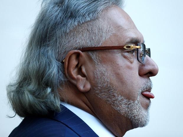 Vijay Mallya. Photo: Reuters