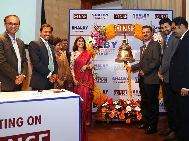 Shalby IPO, BSE
