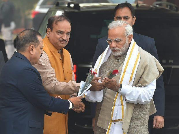 Modi inaugurates 60MW Tuirial Hydropower Project in Mizoram