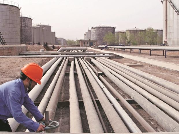 Urja Ganga gas pipeline project