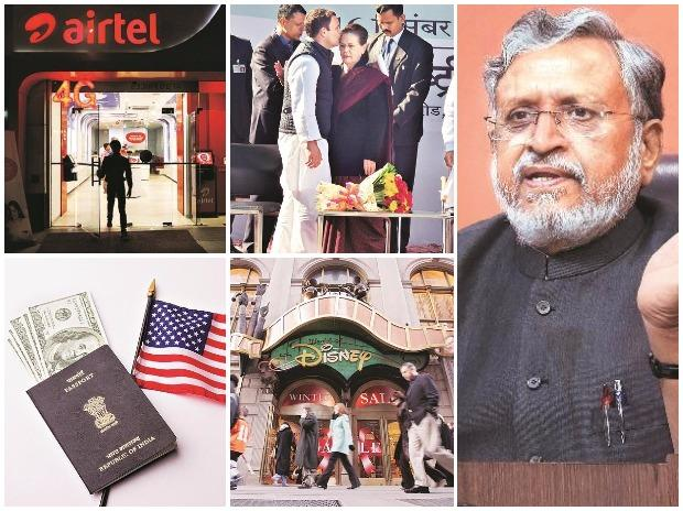 News digest: e-way Bill, Rahul's elevation, and more