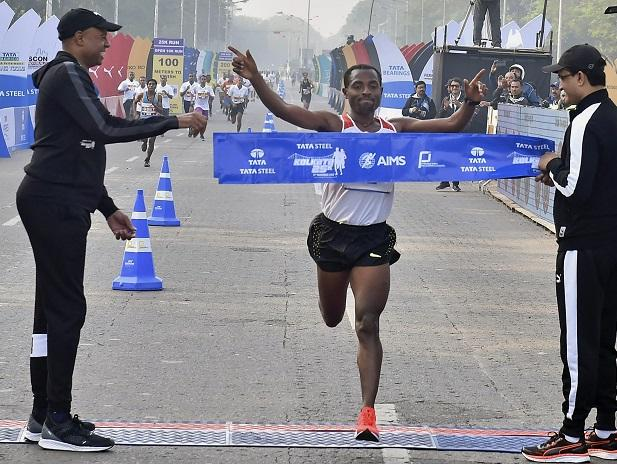 marathon, Kolkata 25K marathon