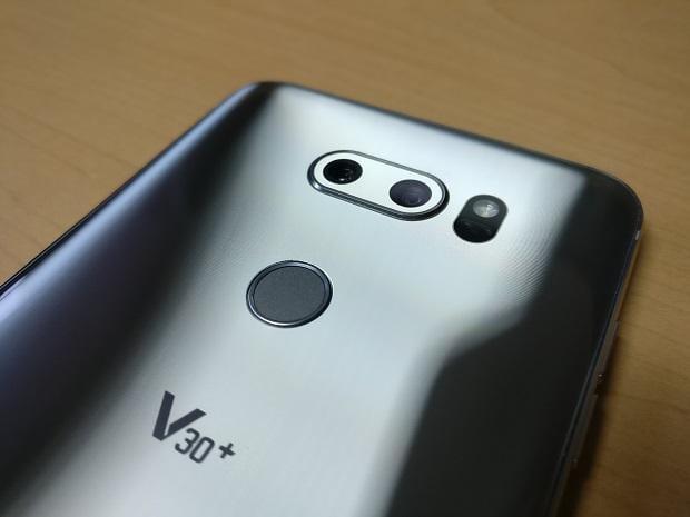 The LG V30+ Is Now Available In India