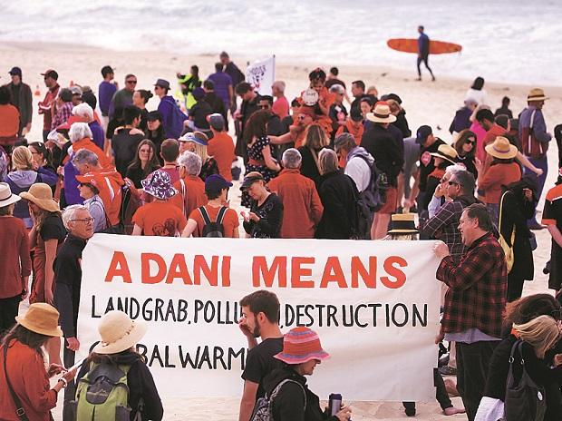 Adani cancels $2.6 bn contract with Australian mining giant