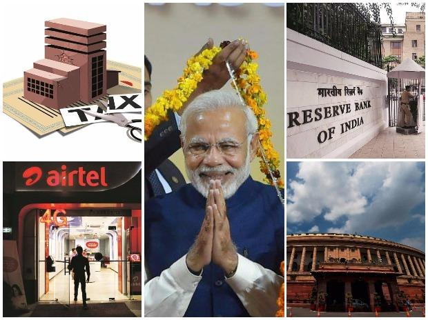 News digest: Election results, stressed assets, FRDI Bill, and more