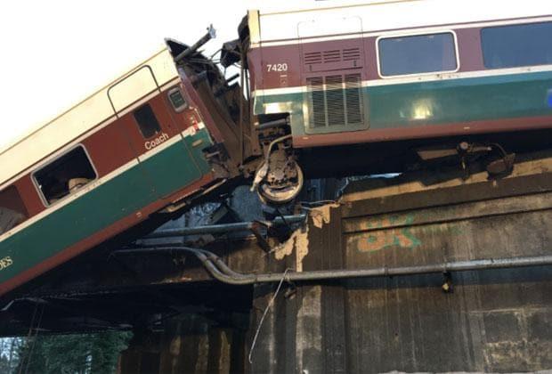 Amtrak train crash kills 6 in Seattle, passengers panic: 10 developments