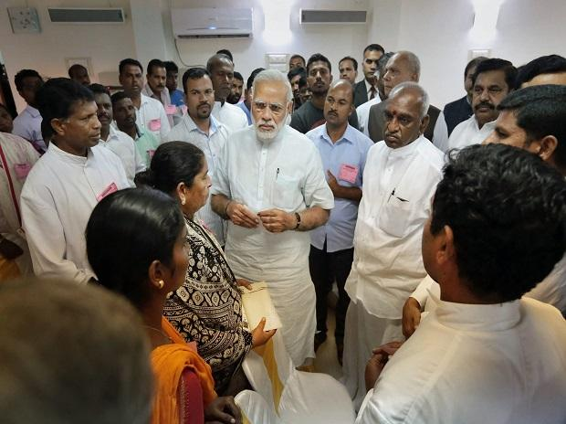 Rs 325 cr assistance to Kerala,TN, Lakshadweep