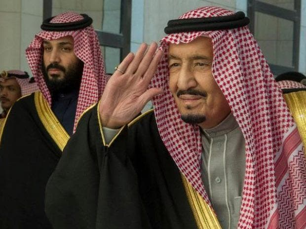 Saudi princes arrested for protesting utility bills at ruling palace