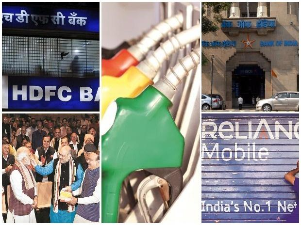News digest: GST on fuel, HDFC Bank's share sale, PM Modi's appeal and more