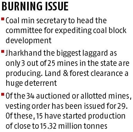 Coal block defaulters to face penalties