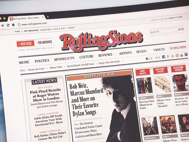 Investor takes stake in Rolling Stone, keeping on owner