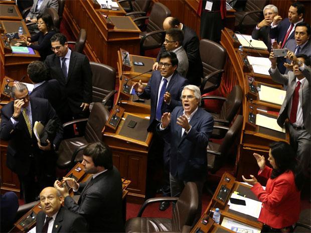 Peru Parliament