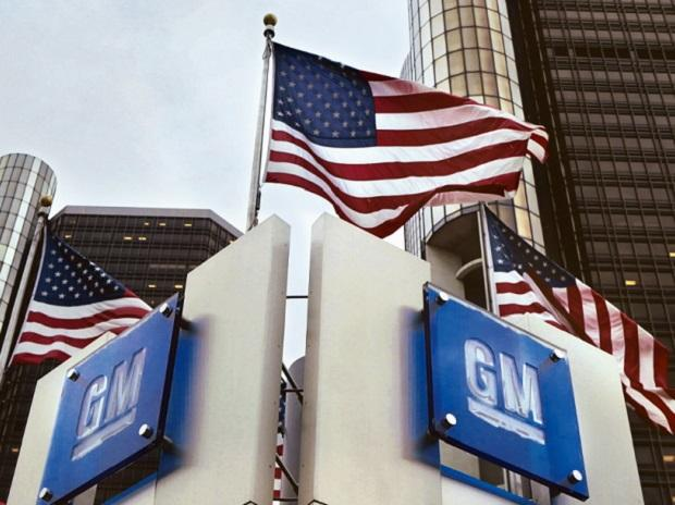 General Motors employees receiving $11700 profit sharing checks