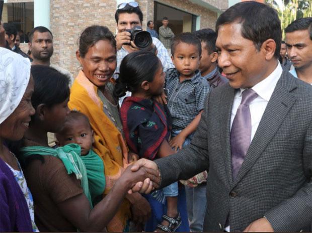 Meghalaya Chief Minister Mukul Sangma. Photo: Twitter